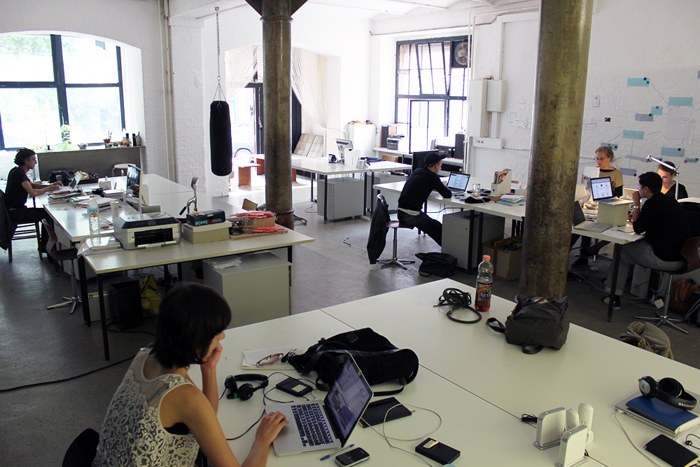 Companies and landlords are interested in co-working spaces1 - Stonehard