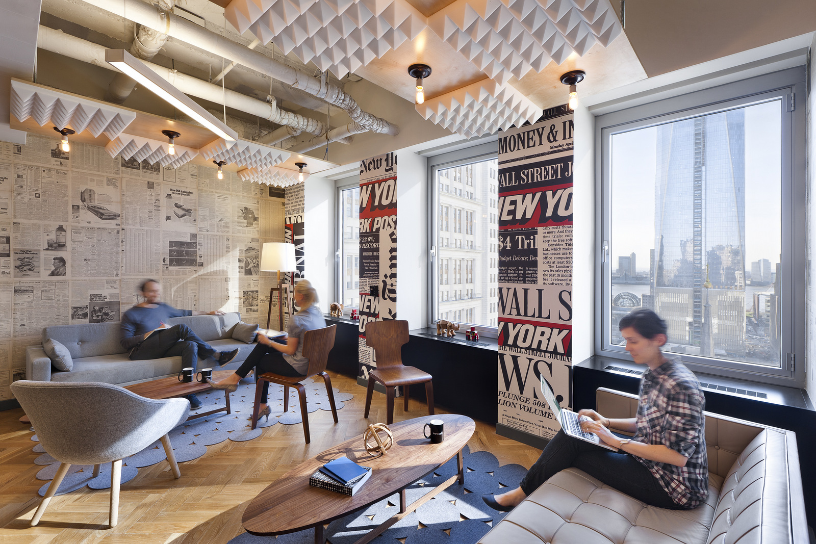 Co-working spaces are going corporate1 - Stonehard
