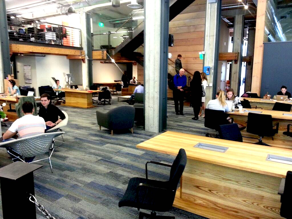Coworking industry raises close to 1 Billion USD within the last year1 - Stonehard