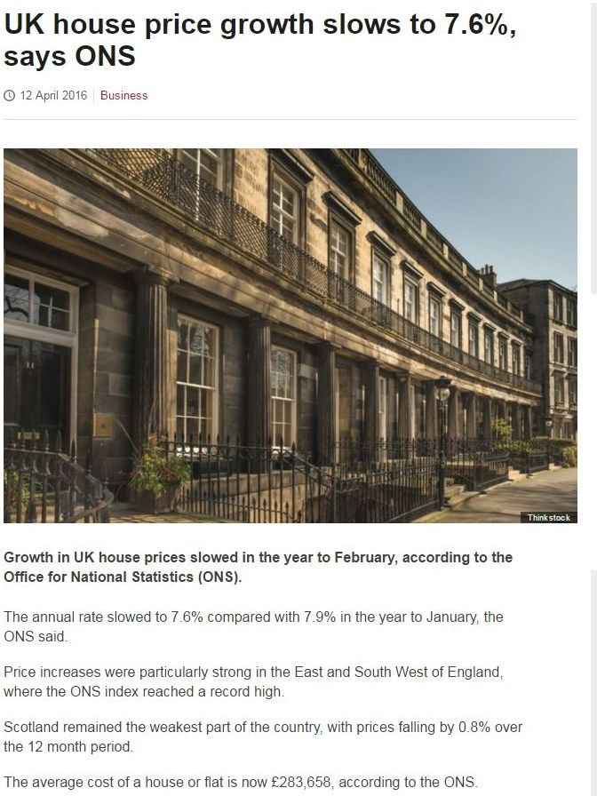 Pdf: UK house price growth slows to 7.6% - Stonehard