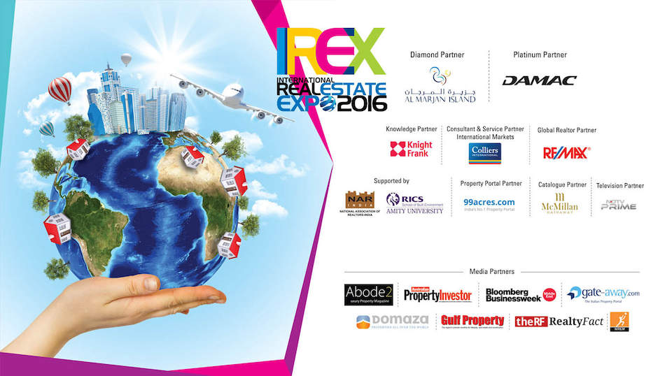 Stonehard's managing director attends IREX Property Expo in New Delhi, India1 - Stonehard