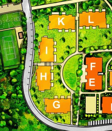 Master Plan: Green Life Beach Paradise Gardens