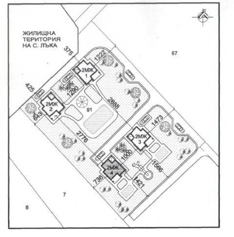 Master Plan: Turn-key villas in Laka village near Bourgas and Pomorie